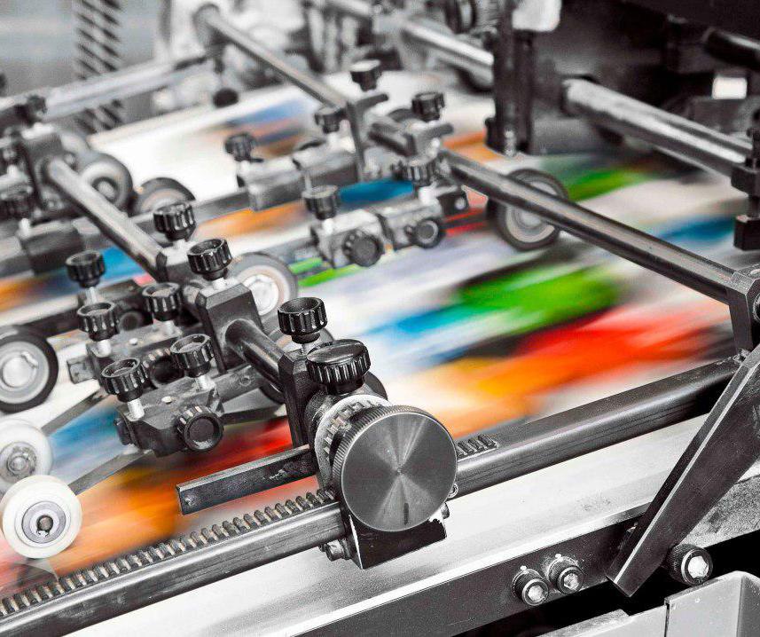 print vs press